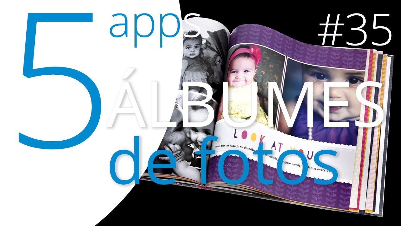C mo hacer un lbum de fotos con estas 5 apps youtube - Como hacer un album de fotos ...