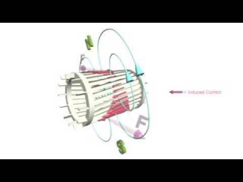 3 phase induction motor theory animation video low youtube for 3 phase motor theory