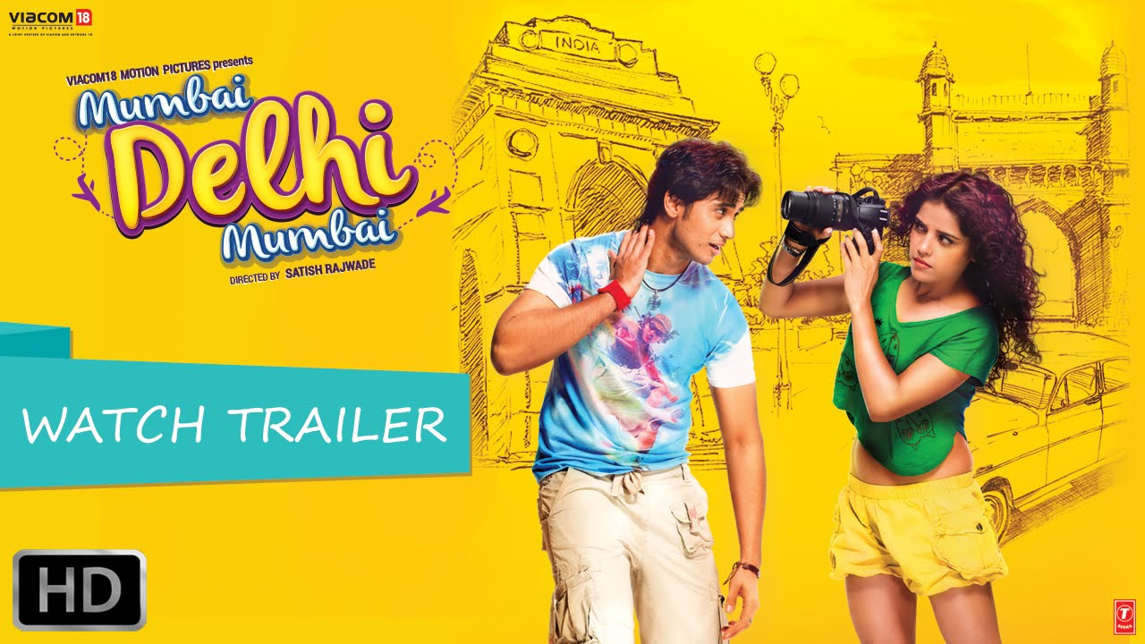 Mumbai Delhi Mumbai - Official Trailer | Starring Shiv Pandit and Pia Bajpai | 5th Dec, 2014