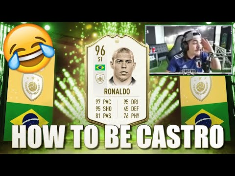 How To Be Castro1021 - OMG WE GOT THE GOAT!