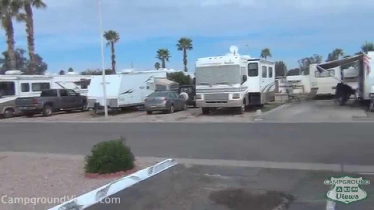 Campgroundviews Com Silver Sands Rv Resort Mesa Arizona Az Rv Park