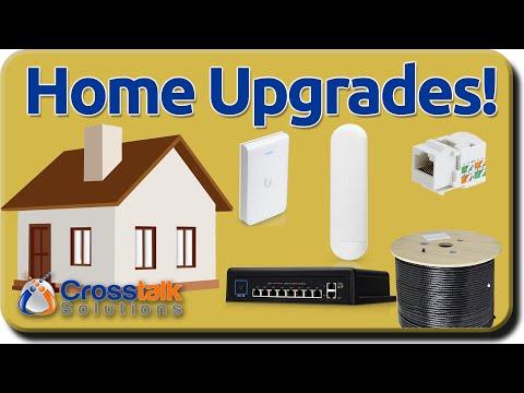 Home Upgrades!