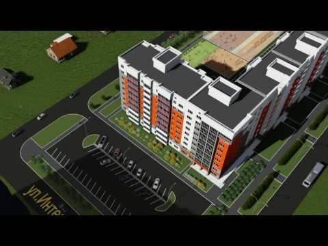 Квартиры на линии Сити-Молла в Стерлитамаке (0+)