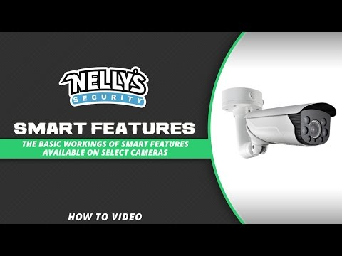 IP Camera Smart Features (Face Detection, Intrusion Detection, And More!)