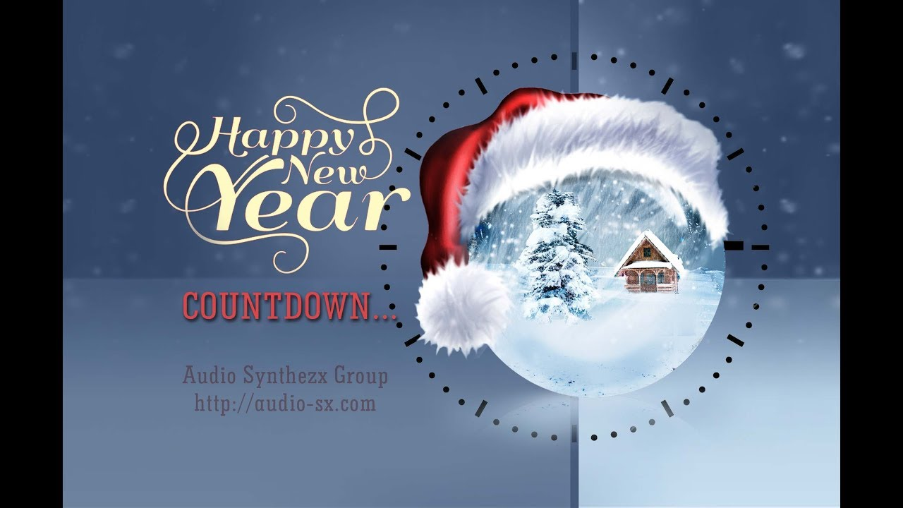 NEW YEAR COUNTDOWN / New Year soundtrack / Holiday background music