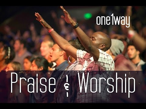 @P4CM Presents Jonathan Traylor And One1Way In An Amazing Praise & Worship Session
