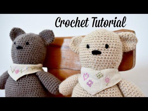 Prima free teddy bear knitting pattern