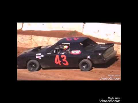 2017 Mini Stock Main  Frostbuster 40 411 Motor Speedway