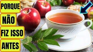 Chá De Maçã E Louro Especial Para A Saúde