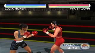 Knockout Kings 2001 - Women