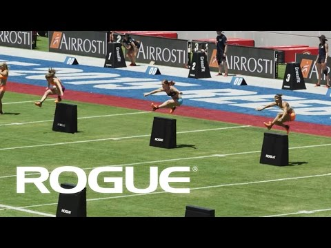 The 2015 Reebok Crossfit Games Bob And Weave Youtube
