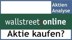 Wallstreet Online Aktie:  Führende Börsencommunity in Deutschland