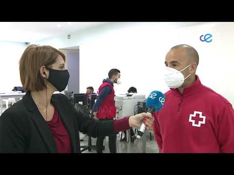 El arranque del Ramadán se deja notar en la vacunación, según Cruz Roja