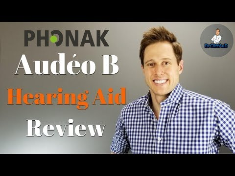 Phonak Audeo B Review - Hearing Aid Reviews