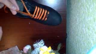 Шнуровка шнурков паралельно!!!