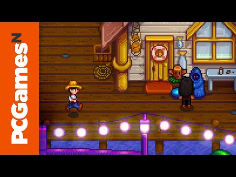 You can play Stardew Valley multiplayer right now | PCGamesN