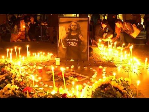 Autoridades búlgaras libertam suspeito da morte de Viktoria Marinova