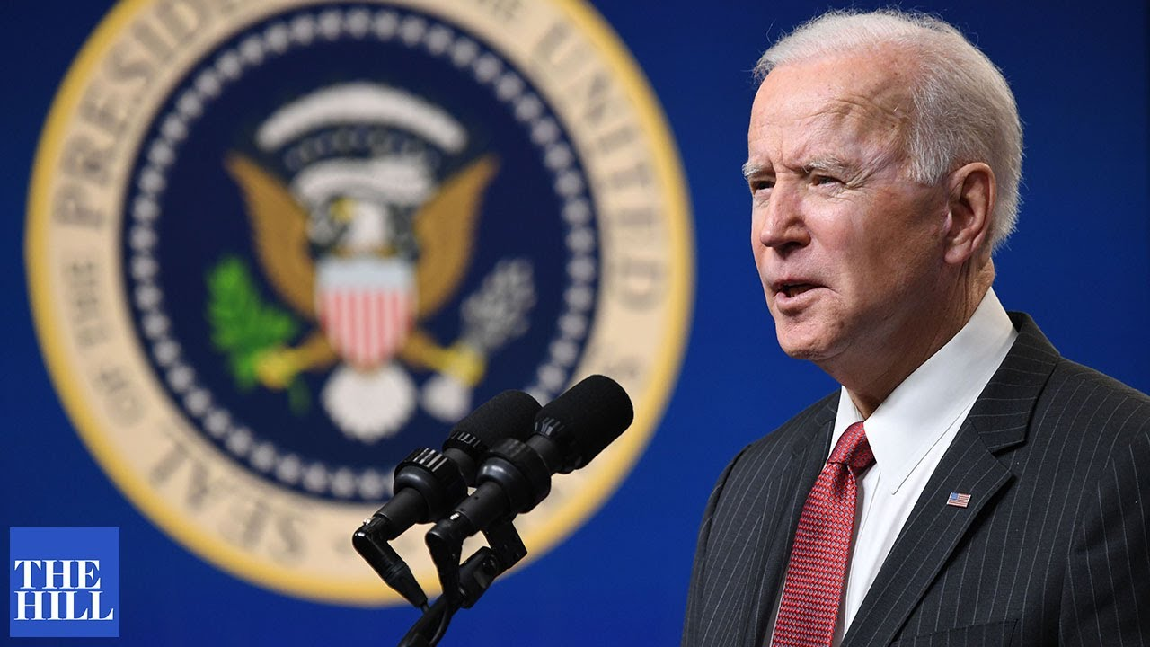 'We really have no choice.' Joe Biden speaks on combatting climate change on Earth Day