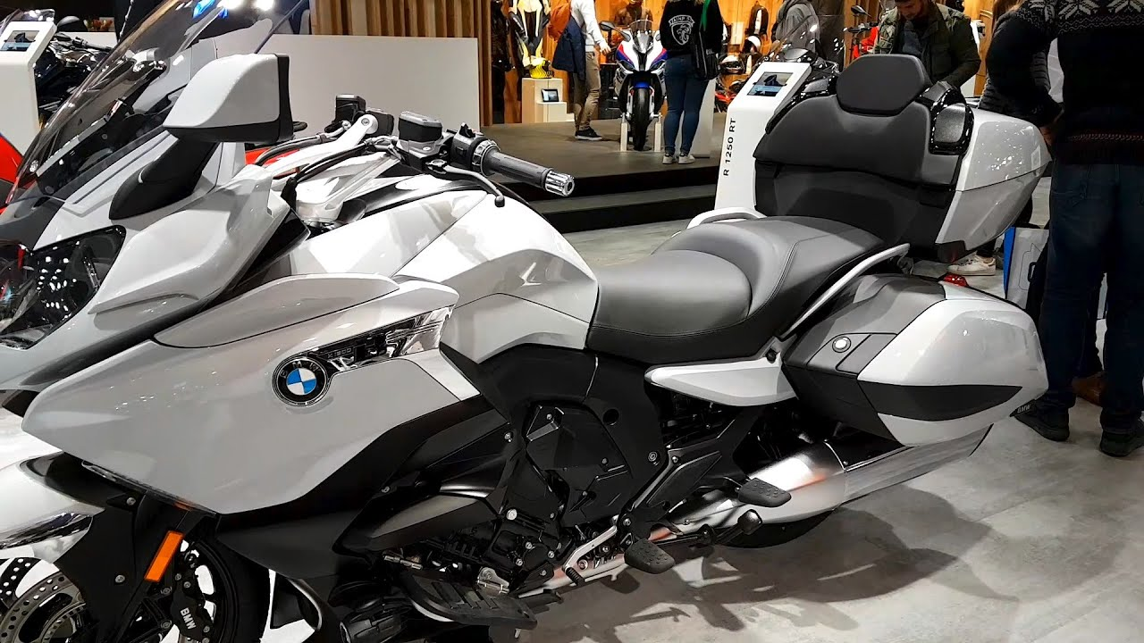New Bmw K 1600 Ga Motorcycles In 2020 Youtube