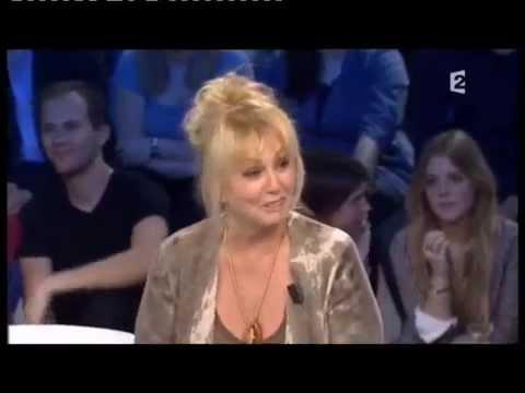Mylène Demongeot et Jonathan Zaccai  On n'est pas couché 12 mars 2011 ONPC