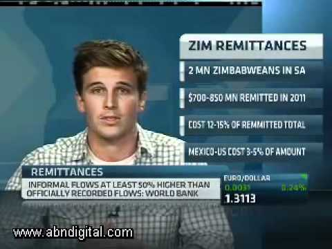 Report on SA Remittances with David von Burgsdorff