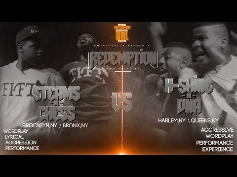 DNA/ K-SHINE VS CHESS/ STEAMS SMACK/ URL
