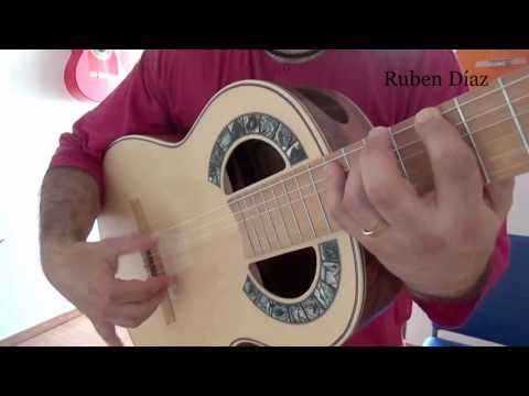 Sound portal(s) THE matchless feature in modern Andalusian flamenco guitars /AG Spain / Ruben Diaz