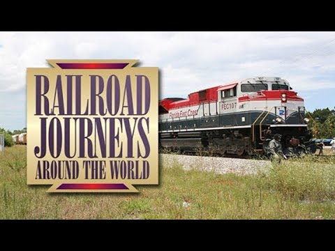USA - Railroad Journeys Around the World - Full Program