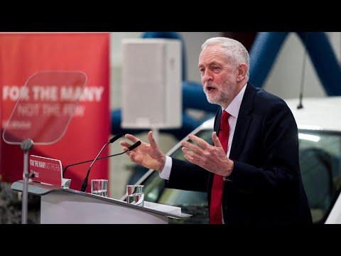 Jeremy Corbyn: UK should remain in a customs union with EU