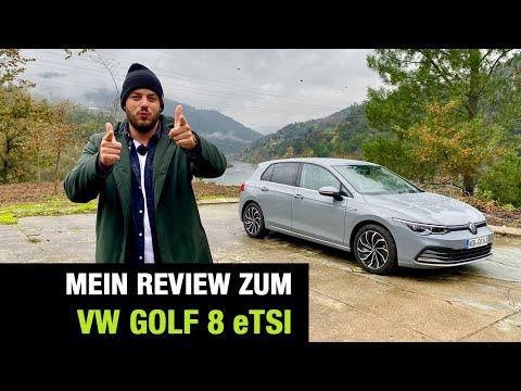 "2020 VW Golf 8 ""Style"" 1.5 ETSI (150 PS) 🔋 Mildhybrid Fahrbericht   FULL Review   Test-Drive   POV."