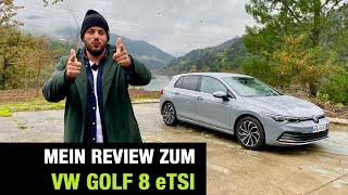 "2020 VW Golf 8 ""Style"" 1.5 eTSI (150 PS) 🔋 Mildhybrid Fahrbericht | FULL Review | Test-Drive | POV."