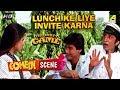 Lunch Ke Liye Invite Karna   The Dirty Game   Hindi Movie - Comedy Scene   Shakti Kapoor, Neelam