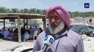 3/6/2020   قوات الاحتلال تهدم تجمع دير حجلة شرق مدينة أريحا