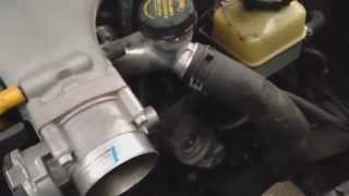 Idler Pulley, How to replace VZ Tensioner Pulley and idler Replacement