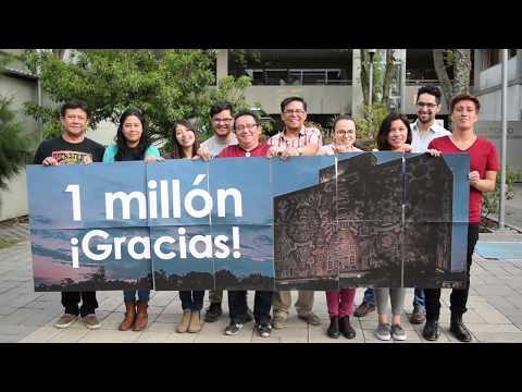 1 millón de estudiantes inscritos en la UNAM