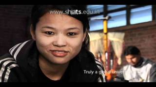 SHIATS-  A Global University