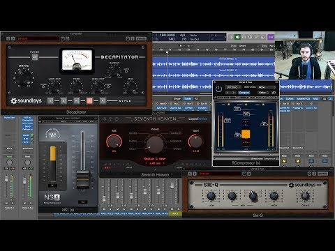 Mixing Pro Rap Vocals (Recorded with a USB Mic)
