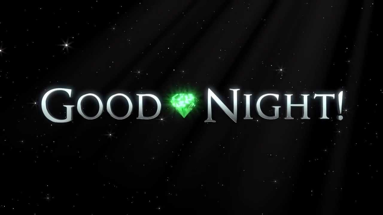 Good Night 3d Animation Youtube