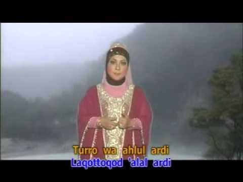 kiki amalia - Alam Tasma' (Qasidah Hits Vol 1) karya Hj. Nur Asiah Jamil.flv