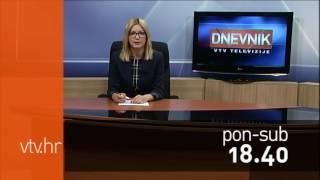 VTV Dnevnik najava 22. lipnja 2017.