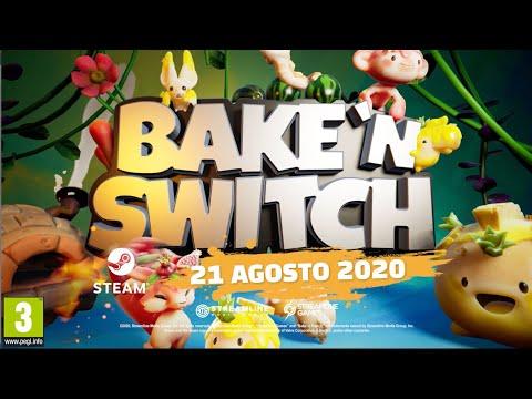Bake 'n Switch  - Ora disponibile su Steam (21 agosto 2020) IT
