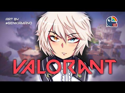 【Valorant】Practicing My Pew Pew (EN Stream)【NIJISANJI ID   Derem Kado】