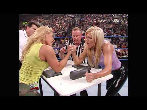 SmackDown 7/19/01 - Part 6 of 8, Trish Stratus vs Torrie Wilson