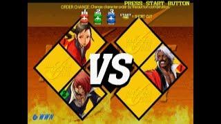 [TAS] Capcom Vs SNK 2 Playstation 2 - Orochi Iori, Hibiki