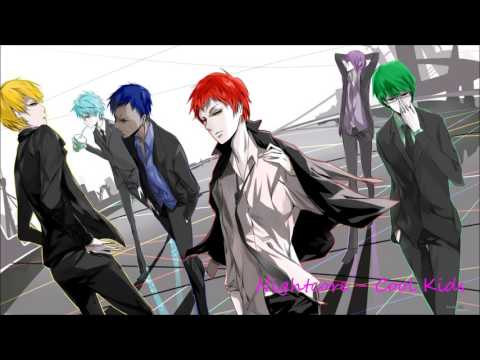 Nightcore -  Cool Kids (male version)