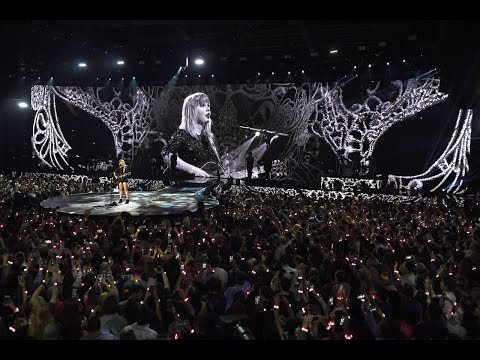 Taylor Swift LIVE 2017    Live in Houston