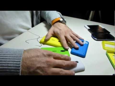 Nokia Lumia 620 Hands On