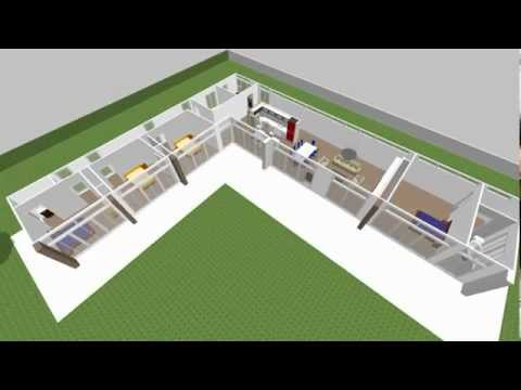 my insulliving project first in nz sweet home 3d