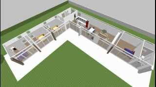 My Insulliving Project - First In Nz? (sweet Home 3d)