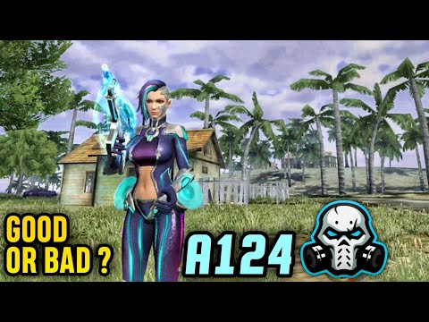 A124 NEW CHARACTER ABILITY FULL DETAILS    GOOD OR BAD ? MY OPINION GARENA FREEFIRE